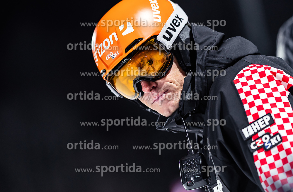 """29.01.2019, Planai, Schladming, AUT, FIS Weltcup Ski Alpin, Slalom, Herren, im Bild Ivica Kostelic (CRO) // Ivica Kostelic of Croatia during the men's Slalom """"the Nightrace"""" of FIS ski alpine world cup at the Planai in Schladming, Austria on 2019/01/29. EXPA Pictures © 2019, PhotoCredit: EXPA/ JFK"""