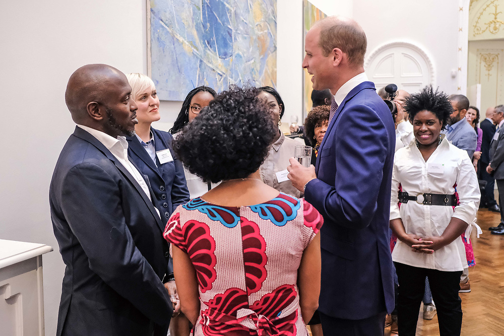 The Royal African Society is delighted to announce that its Patron, H.R.H. Prince William, The Duke of Cambridge, will attend its Autumn Reception to meet a range of the Society's members and supporters.<br />