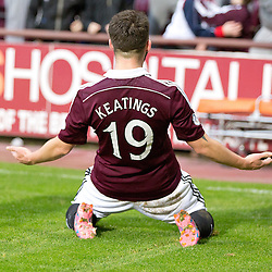 James Keatings | Hibs signing | 1 June 2015