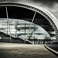 The Sage Gateshead Designed by Sir Norman Foster