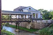 Schloss Kochberg, Liebhabertheater, Großkochberg, Thüringen, Deutschland | castle Kochberg, Liebhabertheater, Großkochberg, Thuringia, Germany