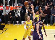 LA Lakers v Phoenix Suns - 17 November 2017