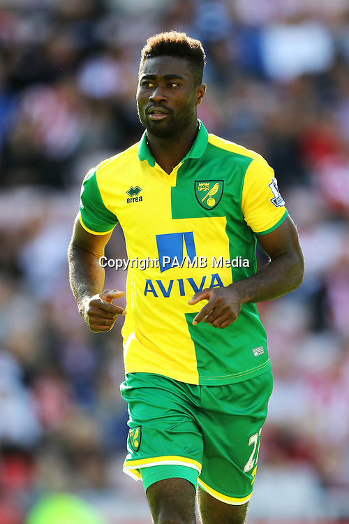 Alexander Tettey, Norwich City