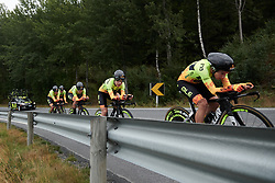 Alé Cipollini at Ladies Tour of Norway 2018 Team Time Trial, a 24 km team time trial from Aremark to Halden, Norway on August 16, 2018. Photo by Sean Robinson/velofocus.com