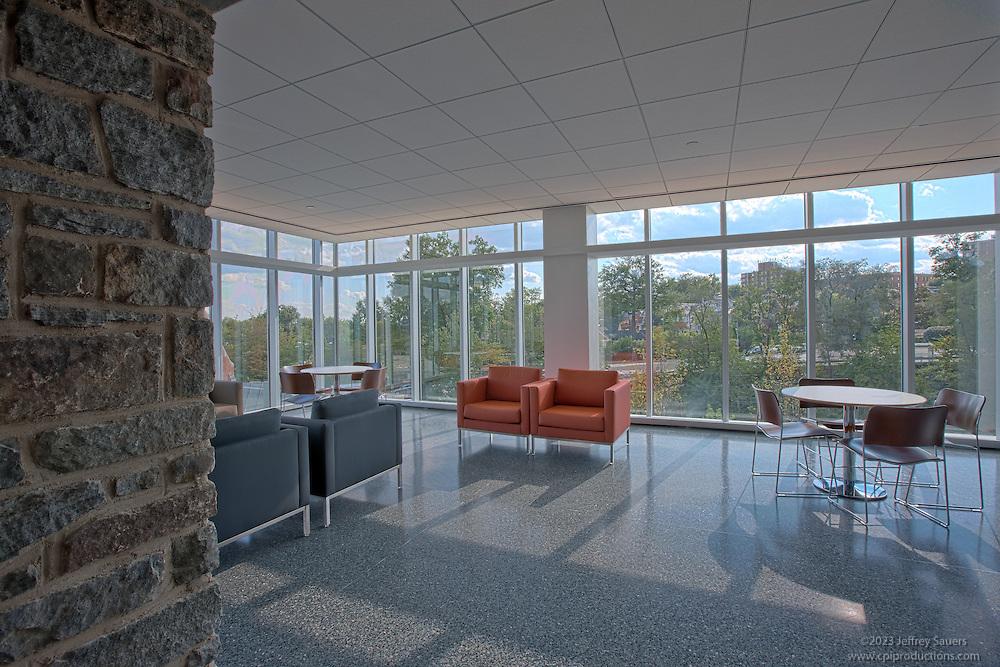 Interior Exterior image of St. Albans School Centennial Hall