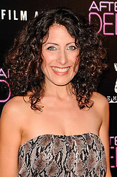 19.08.2013, ArcLight Hollywood, Hollywood, USA, Filmpremiere, Afternoon delight, im Bild Actress Lisa Edelstein // during photocall for the movie Rush at the Villa Magna Hotel, Madrid, Spain on 2013/08/19. EXPA Pictures © 2013, PhotoCredit: EXPA/ Newspix/ MediaPunch Inc<br /> <br /> ***** ATTENTION - for AUT, SLO, CRO, SRB, BIH, TUR, SUI and SWE only *****