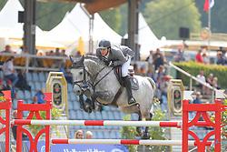 Lazarus, Oliver<br /> , La Calido<br /> Verden - Int. Dressur- und Springfestival<br /> Youngster Tour<br /> © www.sportfotos-lafrentz.de/ Stefan Lafrentz