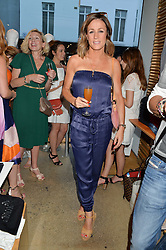 NATALIE PINKHAM at a party to celebrate the paperback lauch of The Stylist by Rosie Nixon hosted by Donna Ida at her store at 106 Draycott Avenue, London on 17th August 2016.