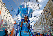UK. London. Notting Hill Carnival.