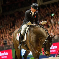 Reem Acra FEI World Cup Dressage Freestyle - London International Horse Show, Olympia 2015