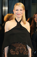 Cate Blanchett, Blue Jasmine UK film premiere, Odeon West End cinema Leicester Square, London UK, 17 September 2013, Photo by Richard Goldschmidt