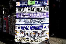 Real Madrid v Bayern Munich - 01 May 2018