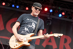 July 1, 2018 - Milwaukee, Wisconsin, U.S - MARK KENDALL of Great White performs live at Henry Maier Festival Park during Summerfest in Milwaukee, Wisconsin (Credit Image: © Daniel DeSlover via ZUMA Wire)
