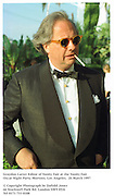 Graydon Carter Editor of Vanity Fair at the Vanity Fair<br /> Oscar Night Party. Mortons. Los Angeles.  24 March 1997<br /> Photograph by Dafydd Jones<br /> 66 Stockwell Park Rd. London SW9 0DA<br /> Tel 0171 733 0108