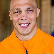 NLD/Scheveningen/20160713 - Perspresentatie judoka's voor de Olympische Spelen 2016 in Rio de Janeiro, Henk Grol