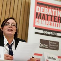 Debating Matters 2011