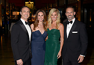 Adam Dretler, Julie Dretler, Betsy Wilt and T.J. Wilt. attend the 2017 Frist Gala on April 22, 2017. Julie Dretler and Betsy Wilt are the co-chairs of the event this year. The theme for the annual fund raiser draws from the Frist Center's presentation of Secrets of Buddhist Art: Tibet, Japan, and Korea from the Newark Museum in New Jersey.