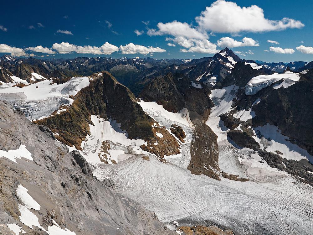 Switzerland - Wenden glacier