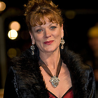 London November 17th  Samantha Bond attends the Royal Premiere of A Bunch of Amateurs  at Odeon Cinema in Leicester Square London on Nov 17 2008...Please telephone : +44 (0)845 0506211 for usage fees .***Licence Fee's Apply To All Image Use***.IMMEDIATE CONFIRMATION OF USAGE REQUIRED.*Unbylined uses will incur an additional discretionary fee!*.XianPix Pictures  Agency  tel +44 (0) 845 050 6211 e-mail sales@xianpix.com www.xianpix.com