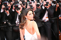 Actress Eva Longoria at the gala screening of the film De rouille et d'os at the 65th Cannes Film Festival. Thursday 17th May 2012, the red carpet at Palais Des Festivals in Cannes, France.