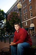 Senior Portrait Photography with Tyler