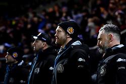 Julian Salvi - Mandatory by-line: Ryan Hiscott/JMP - 20/01/2020 - RUGBY - Sandy Park - Exeter, England - Exeter Braves v London Irish - Premiership Rugby Shield