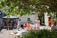 art hospital trust garden party