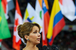 HRH Princess Haya bint Al Hussein, Opening Ceremony, <br /> Alltech FEI World Equestrian Games™ 2014 - Normandy, France.<br /> © Hippo Foto Team - Leanjo de Koster<br /> 25/06/14