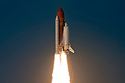 Space Shuttle Endeavor lifts off from Kennedy Space Center Wednesday on a mission to the international space station. August 8, 2007