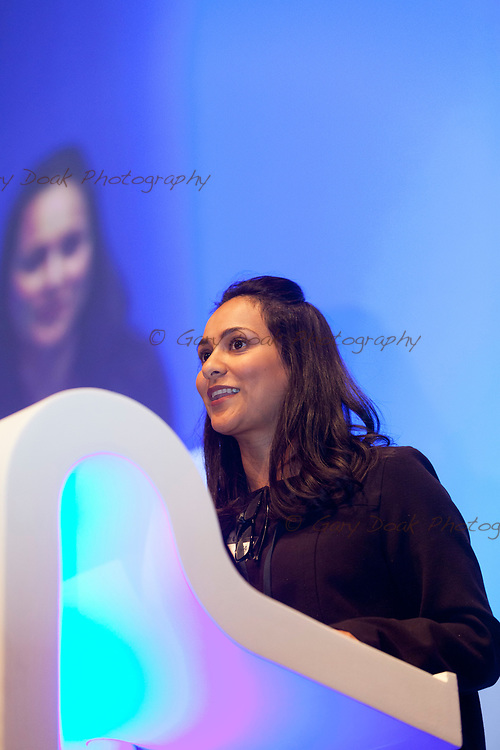 Sara Khan<br /> BMA LMC's Conference<br /> EICC, Edinburgh<br /> <br /> 18th May 2017<br /> <br /> Picture by Gary Doak