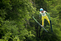 Felix Hoffmann from Germany during Ski Jumping Continental Cup Kranj 2018, on July 8, 2018 in Kranj, Slovenia. Photo by Urban Urbanc / Sportida