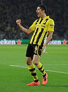 Fussball Champions League 2012/13: Borussia Dortmund - Real Madrid