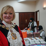 London, UK. 05th February, 2017. Councillor Kat Fletcher - London Borough of Islington attends Visit My Mosque Open Day. Photo by See Li