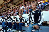 VERENIGDE STATEN-ANGOLA-Louisiana State Prison Rodeo. Alex Hennis, winnaar All around cowboy. COPYRIGHT GERRIT DE HEUS, UNITED STATES-ANGOLA- Angola Prison Rodeo. Photo: Gerrit de Heus