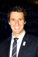 Davis Cup Final - France V Belgium - 24 Nov 2017