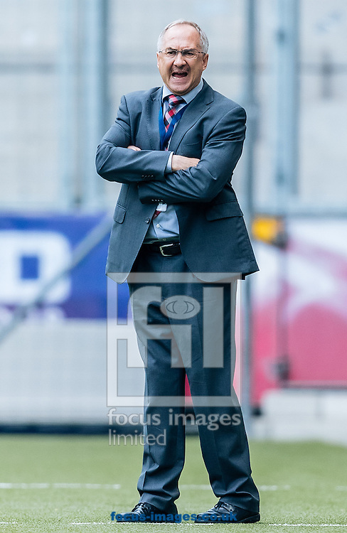 Head coach Ulrich Stielike of South Korea during the International Friendly match at Red Bull Arena, Salzburg<br /> Picture by EXPA Pictures/Focus Images Ltd 07814482222<br /> 01/06/2016<br /> ***UK &amp; IRELAND ONLY***<br /> (filename}