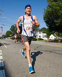 LL Bean 10K road race: Todd Coffin