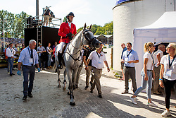 Wathelet Gregory, BEL, MJT Nevado S<br /> EC Rotterdam 2019<br /> © Hippo Foto - Sharon Vandeput<br /> 25/08/19
