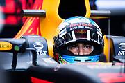 October 19-22, 2017: United States Grand Prix. Daniel Ricciardo (AUS), Red Bull Racing, RB13