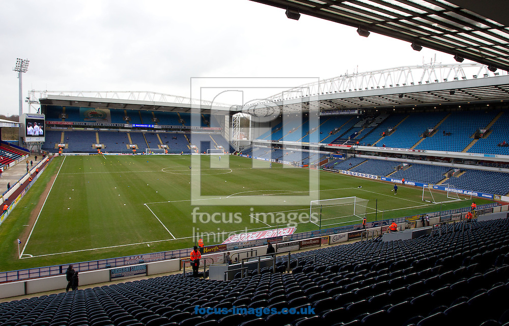 Picture by Michael Sedgwick/Focus Images Ltd +44 7900 363072.23/02/2013.General view of Ewood Park, home of Blackburn Rovers, Blackburn.
