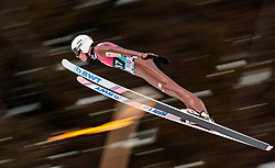 15.03.2018, Granasen, Trondheim, NOR, FIS Weltcup Ski Sprung, Raw Air, Trondheim, im Bild Piotr Zyla (POL) // Piotr Zyla of Poland during the 3rd Stage of the Raw Air Series of FIS Ski Jumping World Cup at the Granasen in Trondheim, Norway on 2018/03/15. EXPA Pictures © 2018, PhotoCredit: EXPA/ JFK