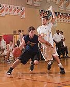 Mens Basketball Alumni Game 2010