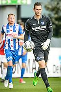 20-05-2017: Voetbal: FC Utrecht v SC Heerenveen: Utrecht<br /> <br /> (L-R) goalkeeper Erwin Mulder (SC Heerenveen)  tijdens het Eredivisie duel tussen FC Utrecht en Heerenveen op 20 mei 2017 in stadion Galgenwaard tijdens 1/2 finale play-offs <br /> <br /> 1/2 finale Play-offs, Eredivisie - Seizoen 2016 / 2017<br /> <br /> Foto: Gertjan Kooij