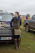 IZZY BAINBRIDGE, The Heythrop Hunt Point to Point. Cocklebarrow. 24 January 2016