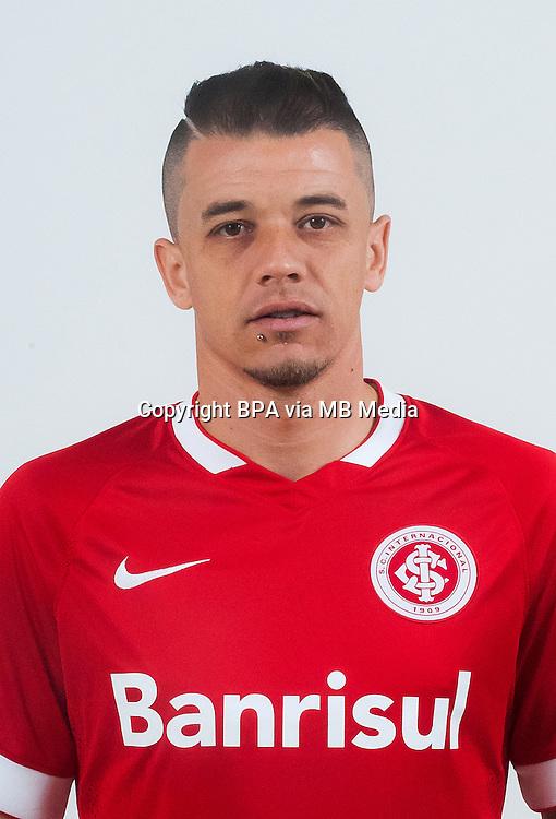 Brazilian Football League Serie A / <br /> ( Sport Club Internacional ) - <br /> Andres Nicolas D'Alessandro &quot; Andres D'Alessandro &quot;