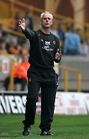 Photo: Paul Thomas.<br /> Wolverhampton Wanderers v Birmingham City. Coca Cola Championship. 22/04/2007.<br /> <br /> Mick McCarthy, manager of Wolves.