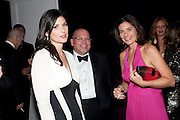 ANNA JONES, Grey Goose Winter Ball to Benefit the Elton John AIDS Foundation. Battersea park. London. 29 October 2011. <br /> <br />  , -DO NOT ARCHIVE-© Copyright Photograph by Dafydd Jones. 248 Clapham Rd. London SW9 0PZ. Tel 0207 820 0771. www.dafjones.com.