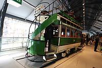 London Transport Museum, Covent Garden, London, UK, 23 August 2019, Photo by Richard Goldschmidt