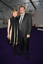Actor PHILIP GLENISTER and his wife actress BETH GODDARD at the 2008 Glamour Women of the Year Awards 2008 held in the Berkeley Square Gardens, London on 3rd June 2008.<br />