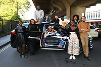 SEED Ensemble attend the red carpet during the 2019 Hyundai Mercury Prize, Eventim Apollo, London, UK, Saturday 06 July 2019<br /> Photo JM Enternational